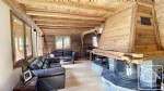 A beautiful chalet with mazot in a sunny, peaceful location not far from the centre of Abondance.