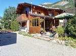 A large chalet ready to go as a chalet business or small hotel