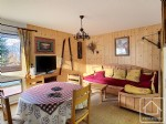 A one bedroom apartment, close to the shops and cable car, in Saint Gervais.