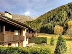 Well presented duplex apartment near Grands Montets with wood-burning stove, cave