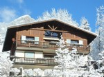 South-facing six bedroom chalet with magnificent garden and 360 views in sunny Servoz