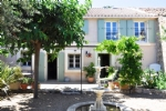 Stunning spacious renovated character house with garden and pool near the Canal du Midi!