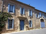 Stunning Maison de Maitre with gite and apartment with 1062 m² garden and lots of character.