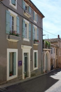 Former maison de Maitre converted into a B&B with a large courtyard, terrace and views!
