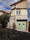 Quaint village house in good condition with 57 m² of living space, garage and  terrace.