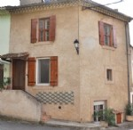 Charming village house with 2 bedrooms, terrace and views near the Canal du Midi.