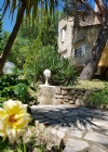 Spacious stone house from the 16th century and its gite on 5094 m² with pool and river.