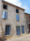 Pretty stone village house with 110 m² of living space and 4 bedrooms.
