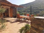 Charming stone house with 3 bedrooms, 2 terraces with breathtaking views and plot of land.