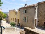 Pretty stone village home with 55 m² living space in a picturesque village.