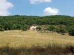 Renovated home temporarily divided in 2 accomodations on 23399 m² with pool in the countryside
