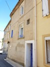 Village house with 40 m² living space in very good condition, 2 bedrooms and a garage.