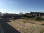 Greenfield site, 800m2, in the town centre.