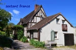 Normandy cottage