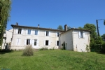 Renovated Charente style house close to Pons