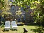 Great price, 4 bedroomed stone house, with lovely garden.