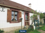 Charming house with covered terrace (near Belleme)