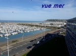 In central LE HAVRE with a sea view