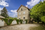 Near Souillac: stone house of the 50s. Quiet and potential.