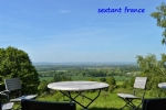 Charming 6 bedroomed bed and breakfast, with amazing views.