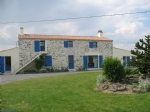Unique property: 2 Hectare property with two charming houses, ideal as a gite, farm property