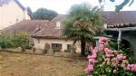 Maison De Ville Avec Jardin - Pont Eveque