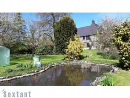 16th Century Normandy manor, close to Le Havre, in a quiet area