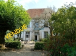 Substantial stone house - village location - Lubersac