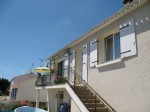 Lovingly developed house in a quiet area just a few minutes from beautiful beaches.