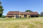 300m2 Stone barn on a 2600m2 site.
