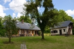 Close to Cormeilles, Normandy style house set in wooded park land.