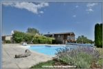 Architect designed villa, partly historic/partly recent, old tobacco drying house