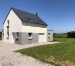 New House 800 Metres From The Sea And The Golf Course
