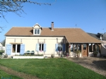 Large village house just 10 km from Evreux and Saint André