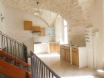 For sale, nice atypical 3 rooms flat fully renovated, in MONTBOUCHER sur JABRON
