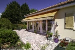 15 mn Sarlat. Contemporary house on the plain foot. Volume and quiet.