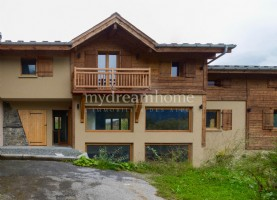 4 bedroom semi detached chalet Les Houches (74310) in The Chamonix Valley