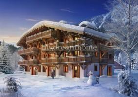 Luxury 4 Bedroom New Build Ski Property Les Praz de Chamonix (74400)