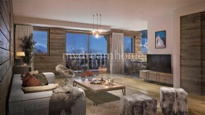Luxury New Build 3 Bedroom Garden Apartment - Chamonix Mont Blanc (74400)