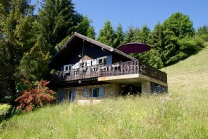 3 Bedroom Chalet Saint Nicolas la Chapelle (73590) - Mont Blanc views