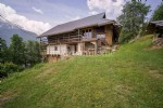 4 bedrooms luxury alpine chalet Queige (73720)