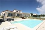 Superb Villa With Pool, Garage And Breathtaking Views, Vingrau