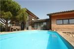 Superb Bioclimatic Detached Villa With Pool And View, Vingrau