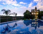 Stunning 19th Century Castle With Pool, Canet En Roussillon