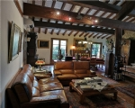 Renovated 19th-Century Former Wine Barn With Garden, Corbere