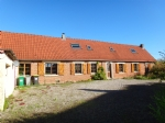 1 hour from Calais, 5 bedrms and 2 bathrms, renovated, nr Beaurainville