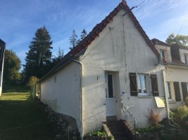 House, 2ch, 68m2, Canche valley