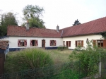 Vallée de l'Authie, Beautiful farmhouse divided into 2 houses