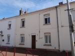2ch townhouse with garden in Hesdin