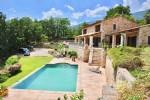 Luxury stone villa - Seillans 1,650,000 €